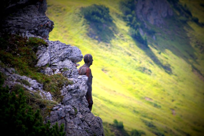 wandern im Sommer in Lech