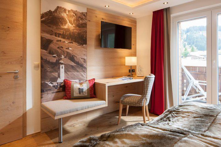 Doppelzimmer Karhorn Detail