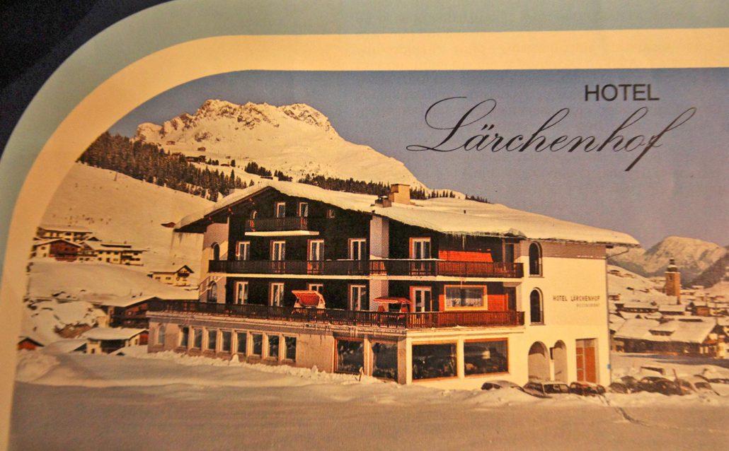 Lärchenhof früher